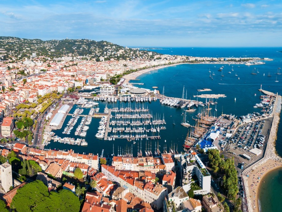 Cannes, France Private Jet Charter