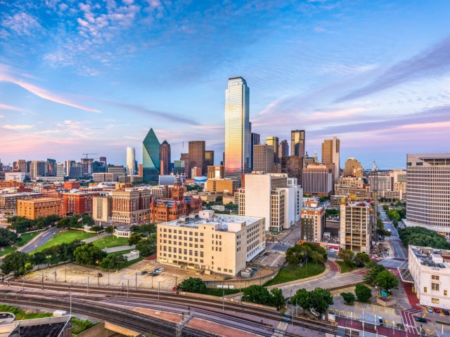 Dallas Private Jet Charter