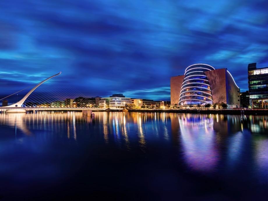 Dublin, Ireland Private Jet Charter