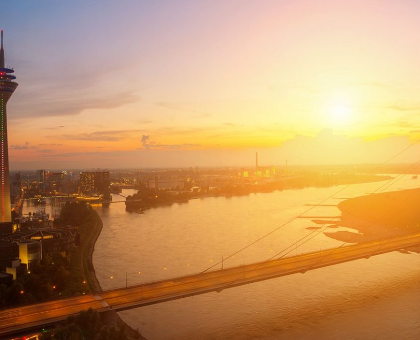 Dusseldorf, Germany Private Jet Charter