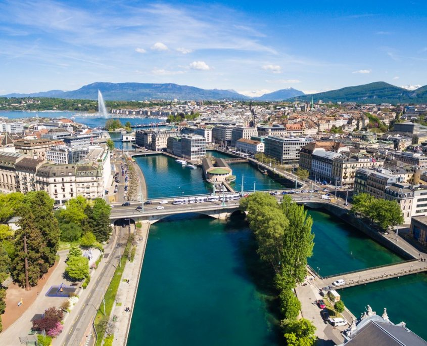 Geneva, Switzerland Private Jet Charter