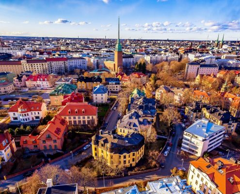 Helsinki, Finland Private Jet Charter