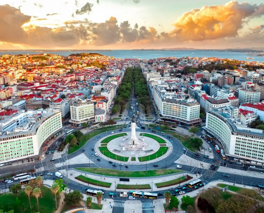 Lisbon, Portugal Private Jet Charter