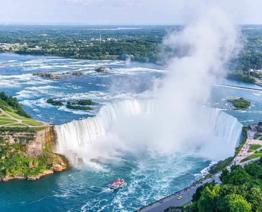 Niagara Falls Private Jet Charter