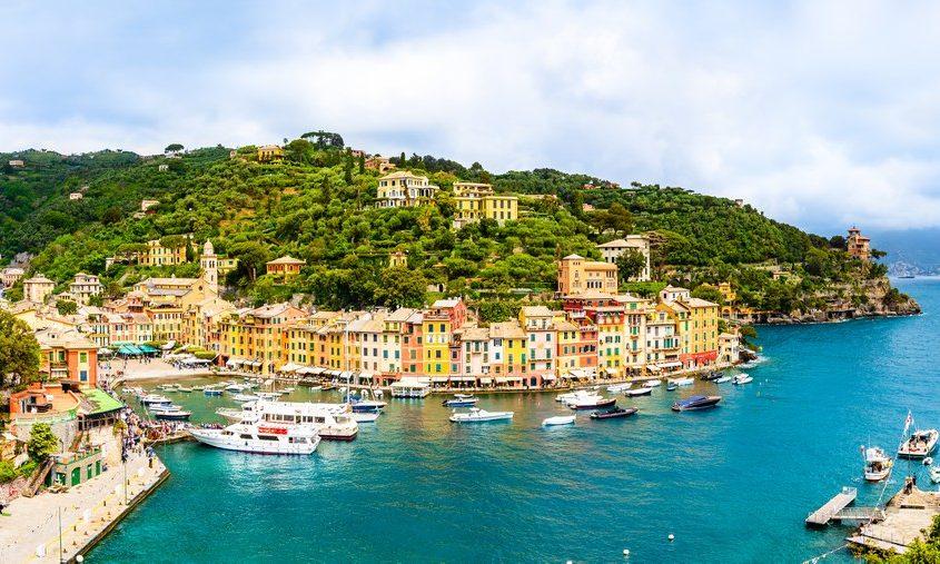 Portofino, Italy Private Jet Charter