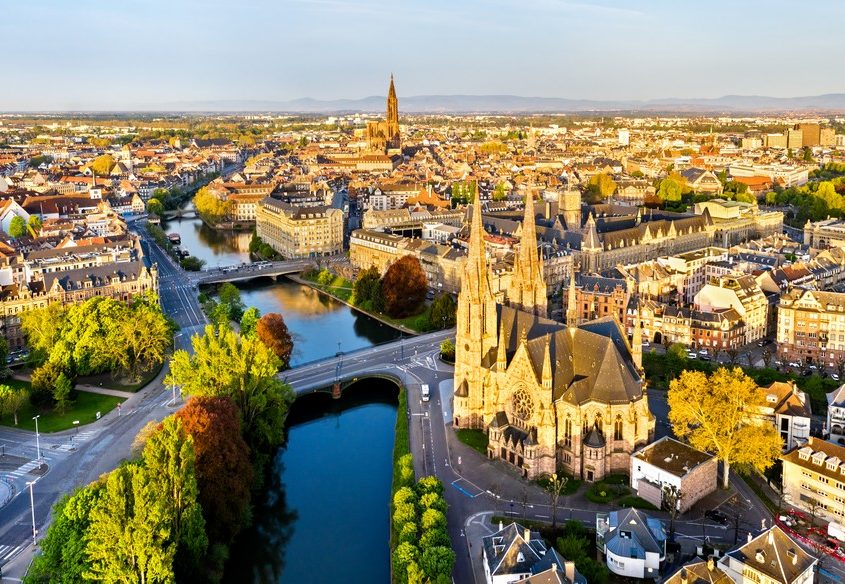 Strasbourg, France Private Jet Charter