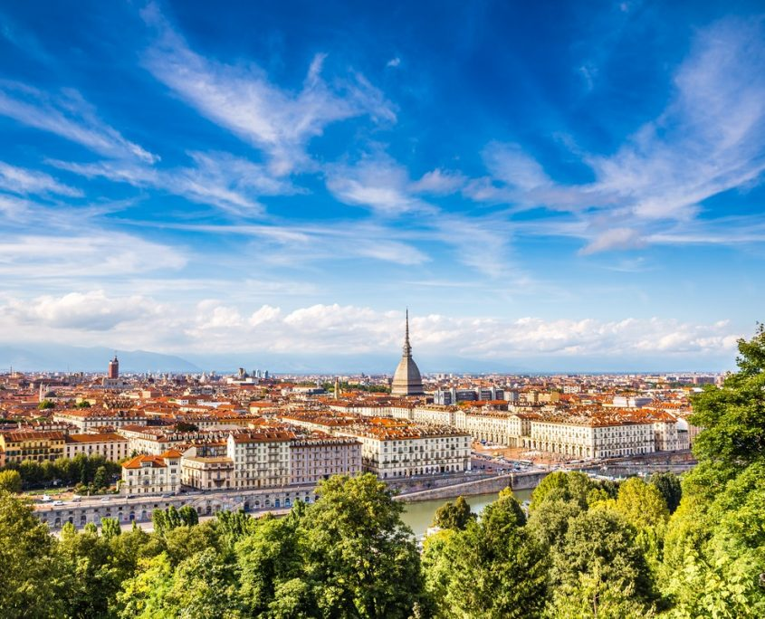 Turin, Italy Private Jet Charter