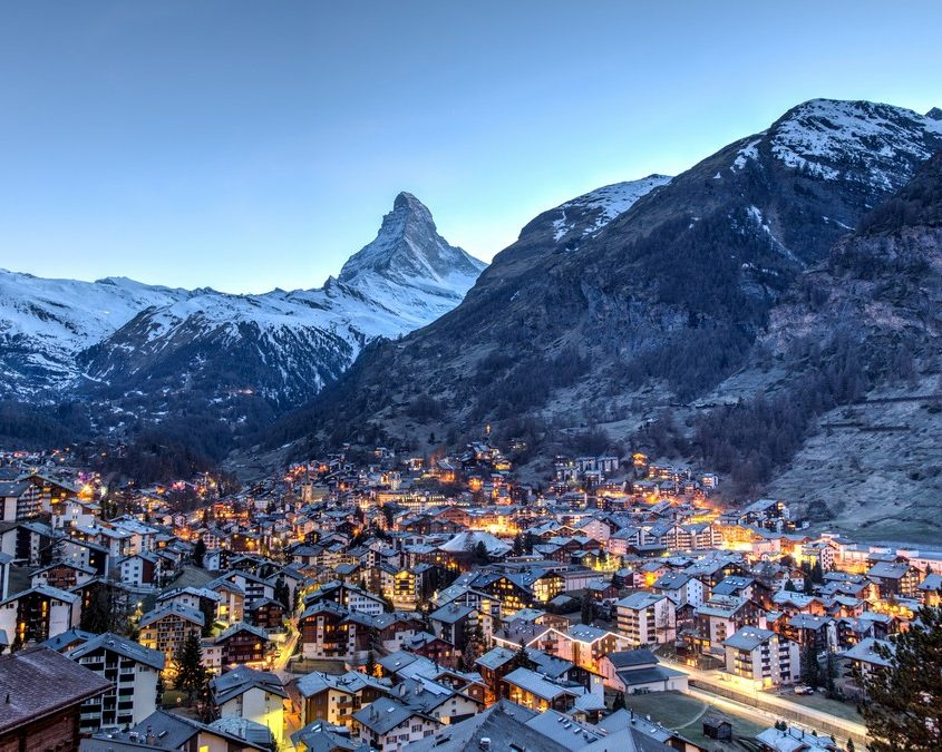 Zermatt Private Jet And Air Charter Flights