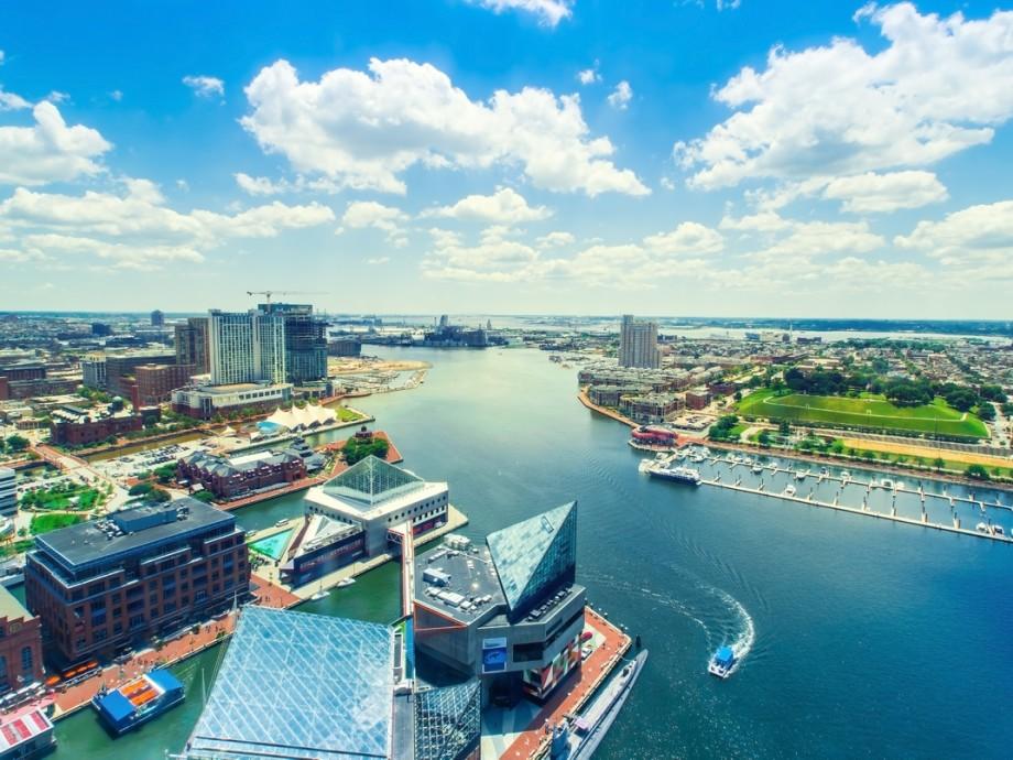 Baltimore Private Jet Charter