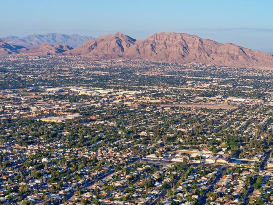 North Las Vegas Private Jet Charter