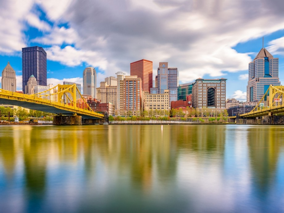 Pittsburgh, PA Private Jet Charter