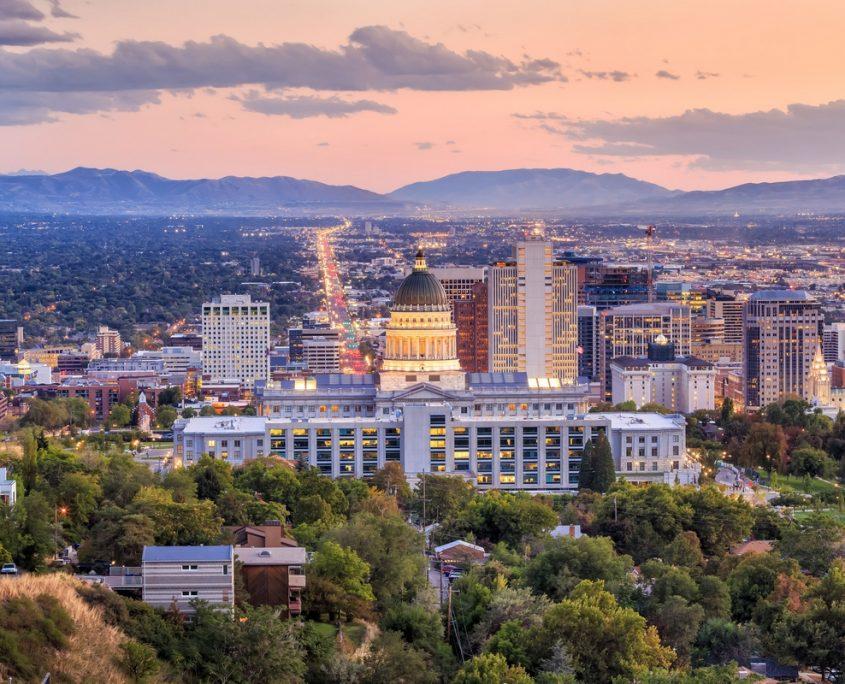 Salt Lake City Private Jet Charter