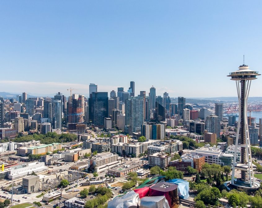 Seattle Private Jet Charter