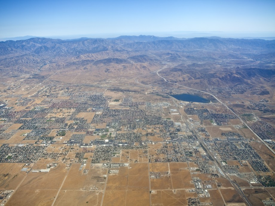 Palmdale Regional Airport (PMD, KPMD) Private Jet Charter