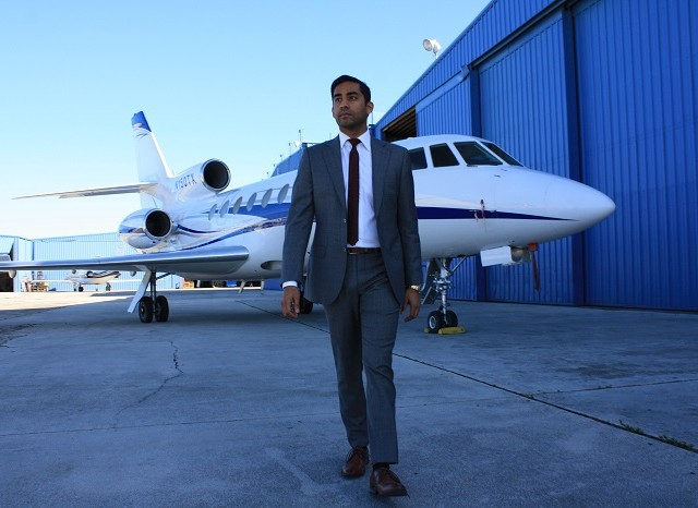 Private Jet Charter from New York to Los Angeles