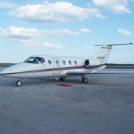7 Lights Jets for Popular On-Demand Private Jet Charter Routes HAWKER 400XP