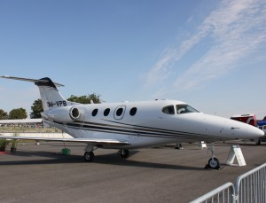 7 Lights Jets for Popular On-Demand Private Jet Charter Routes Hawker Beechcraft Premiere 1