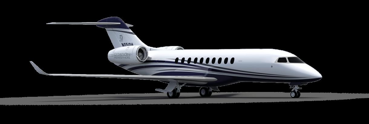 Cessna Citation Hemisphere