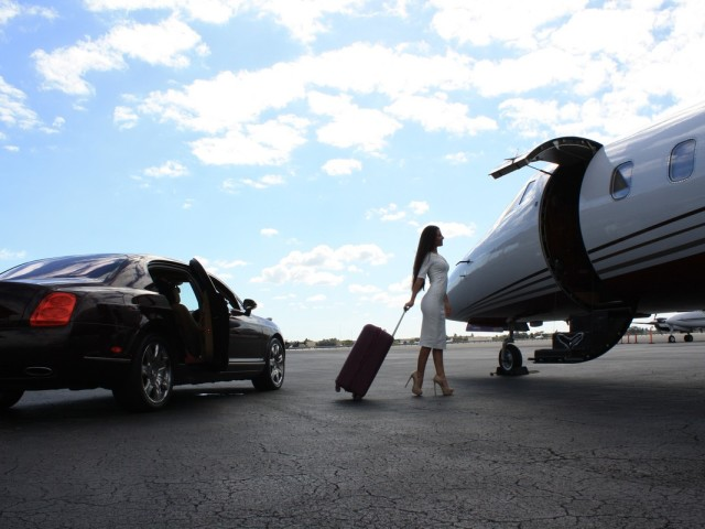 How Much Luggage Can I Bring on a Private Jet