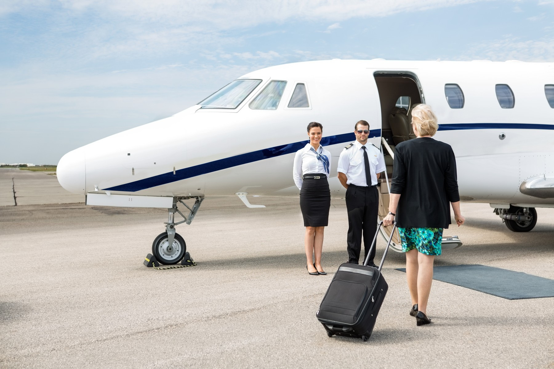 Private Jet Charter Fort Lauderdale to New Orleans