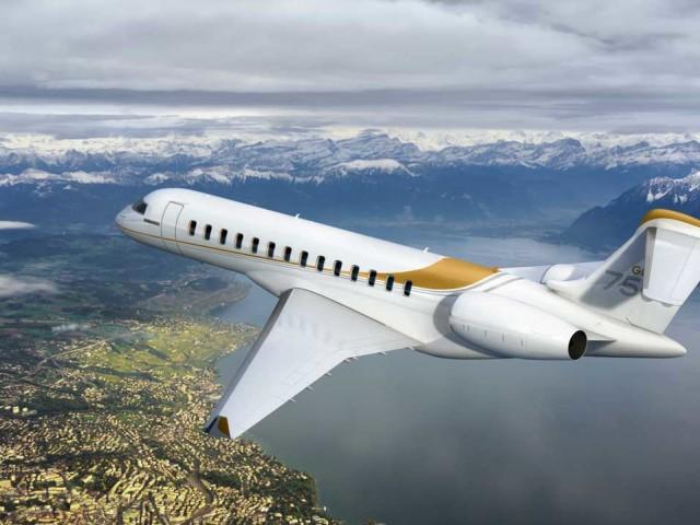 Bombardier Global 7500 Jet Charter