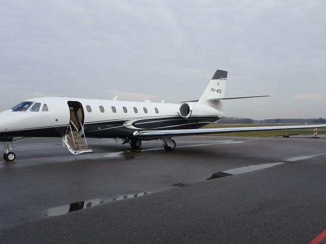 Cessna Citation Sovereign Jet Charter