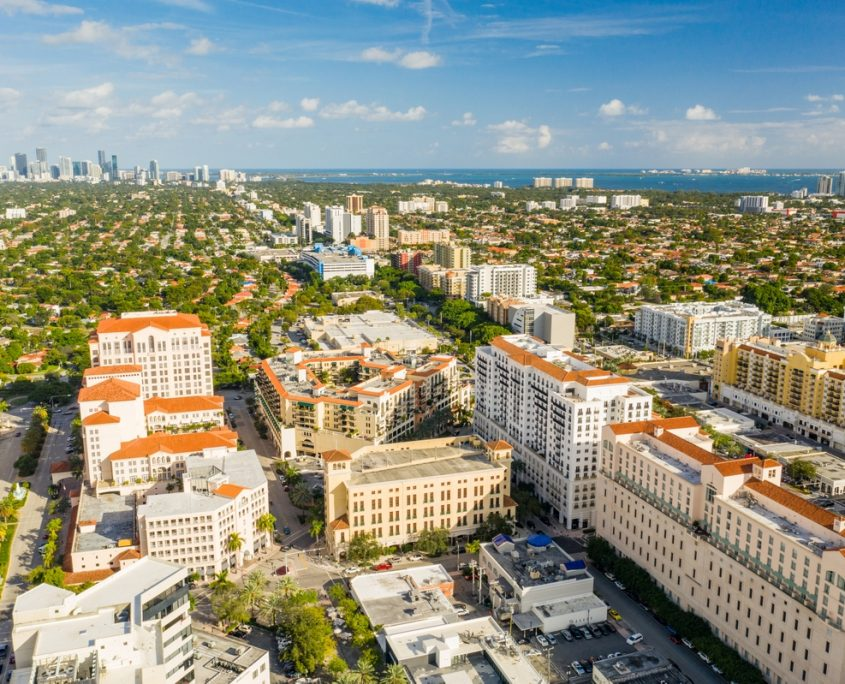 Coral Gables, FL Private Jet Charter