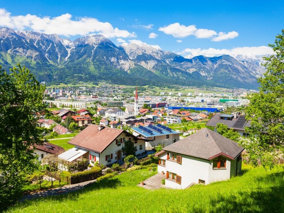 Innsbruck, Austria Private Jet Charter