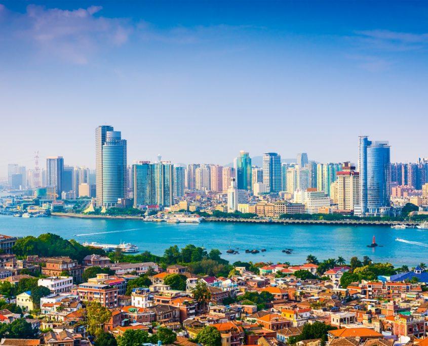 Xiamen Private Jet Charter