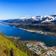 Juneau, AK Private Jet Charter