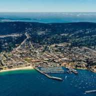Monterey, CA Private Jet Charter
