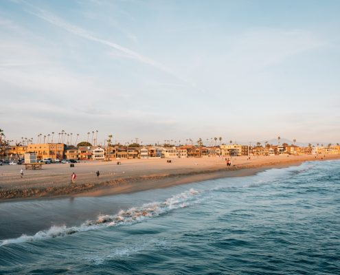 Seal Beach, CA Private Jet Charter