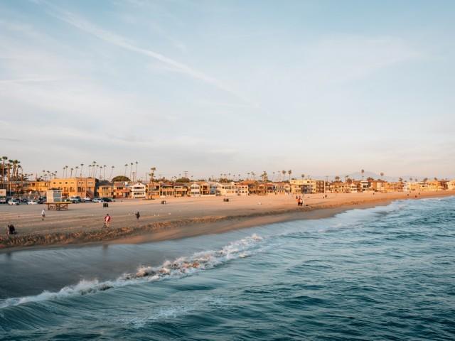 Seal Beach, CA Private Jet Charter