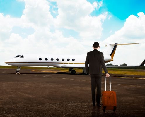 Private Jet Charter Charlotte to Orlando