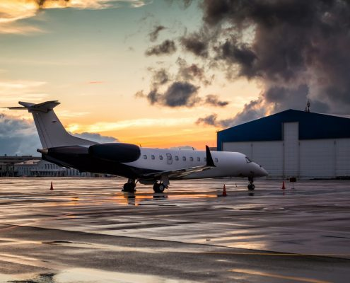 Private Jet Charter Denver to Spokane