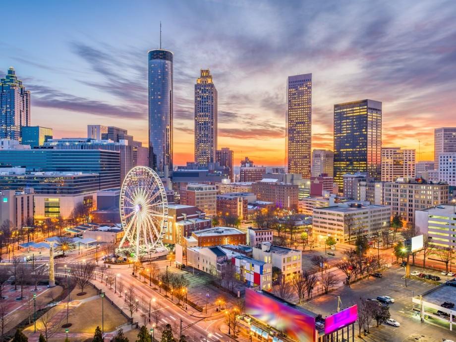 Atlanta Private Jet Charter