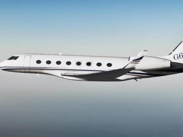Gulfstream G 650 ER Jet Charter