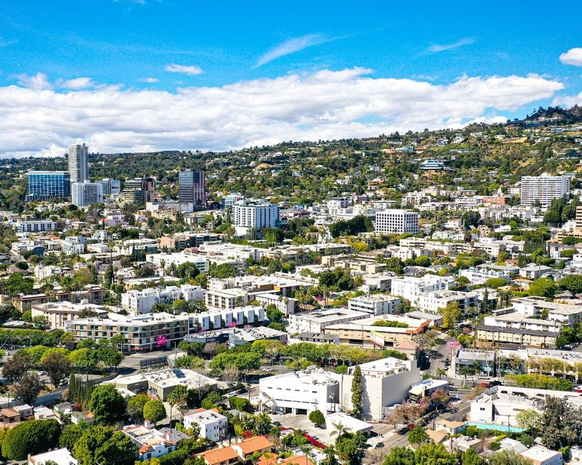 West Hollywood, CA Private Jet Charter