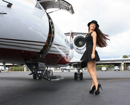 Lincoln Park, MI Private Jet Charter
