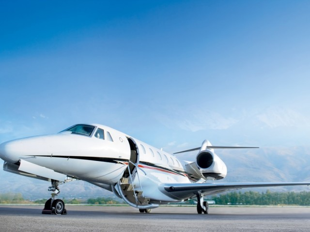Mercury Jets' instant online booking tool provides instant quotes for private charters