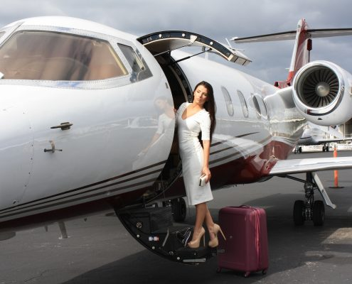 Palm Springs, FL Private Jet Charter