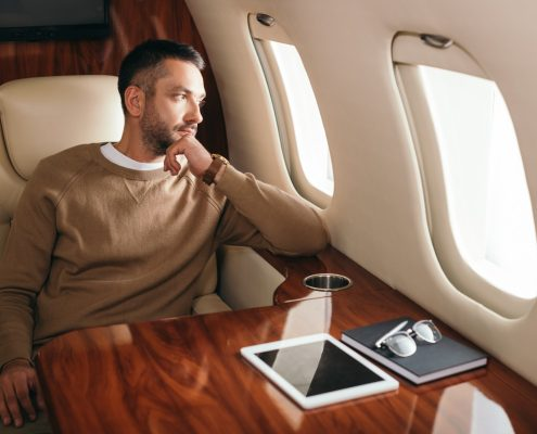 Private Jet Charter Atlanta to Astoria
