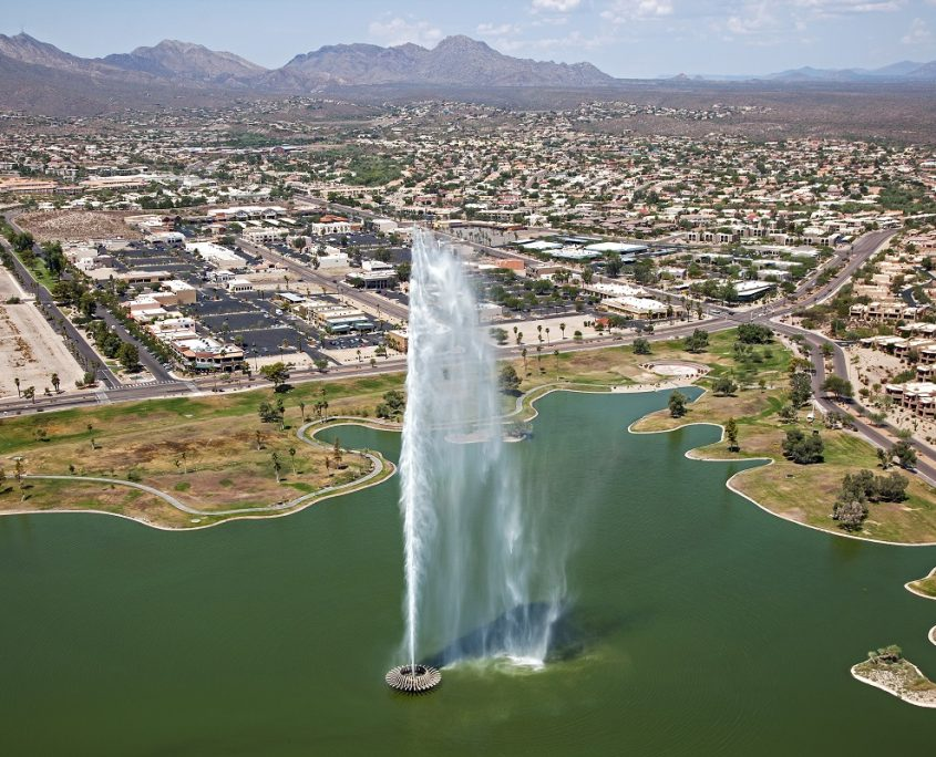 Fountain Hills, AZ Private Jet Charter