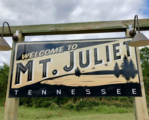 Mount Juliet, TN Private Jet Charter