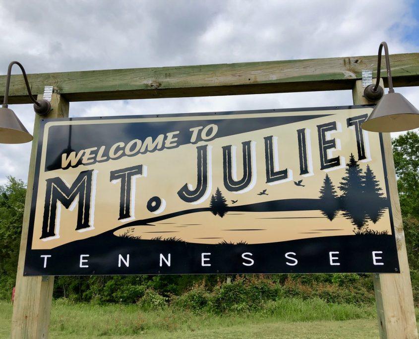 Mount Juliet, TN Private Jet Charter