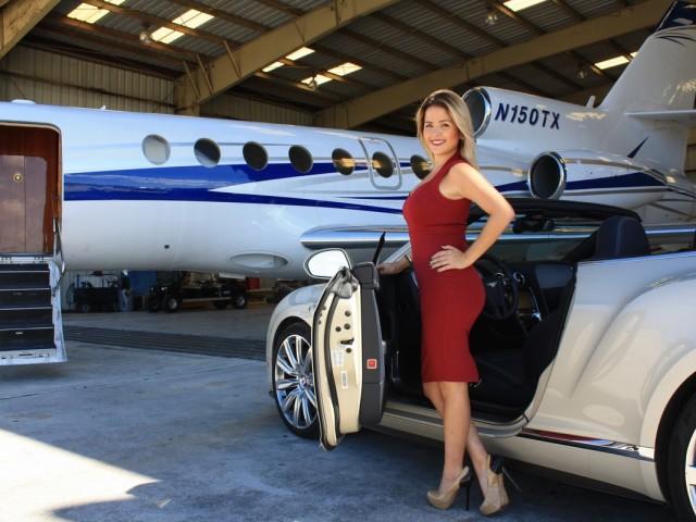 Burton, MI Private Jet Charter