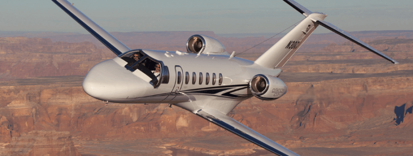 Citation CJ3 exterior 1
