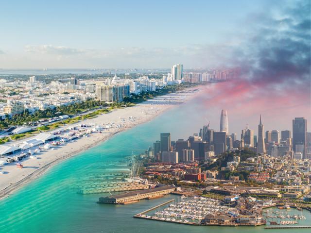 Private Jet Charter Miami to San Francisco