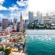 Private Jet Charter San Francisco to Miami