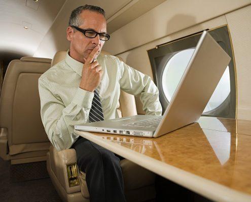 Private Jet Charter Washington, D.C. to Paris